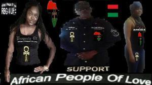 AFRICAN PEOPLE OF LOVE & QUEENS OF AFRIKA