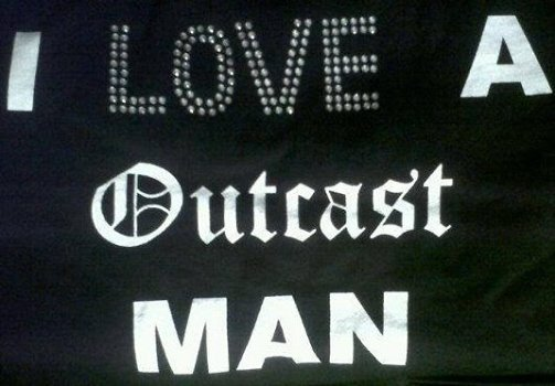 THE AFRICAN PEOPLE OF LOVE SUPPORT OUTCAST MC ALONG WITH THE