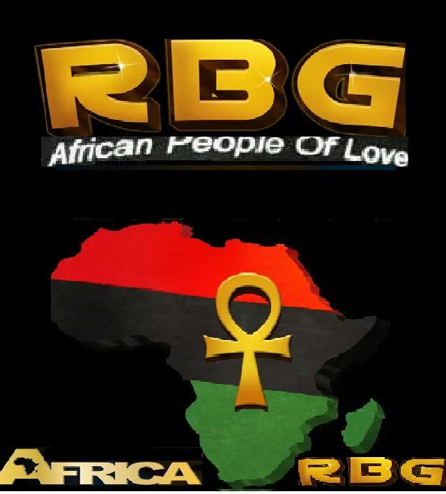 rbg army african people of love