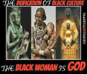 the black wombman is god
