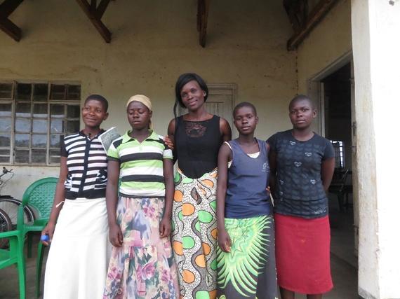 afrikan women