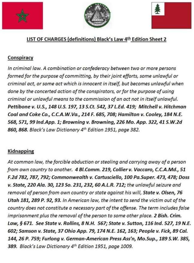 black law