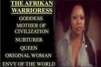 THE AFRIKAN WARRIORESS