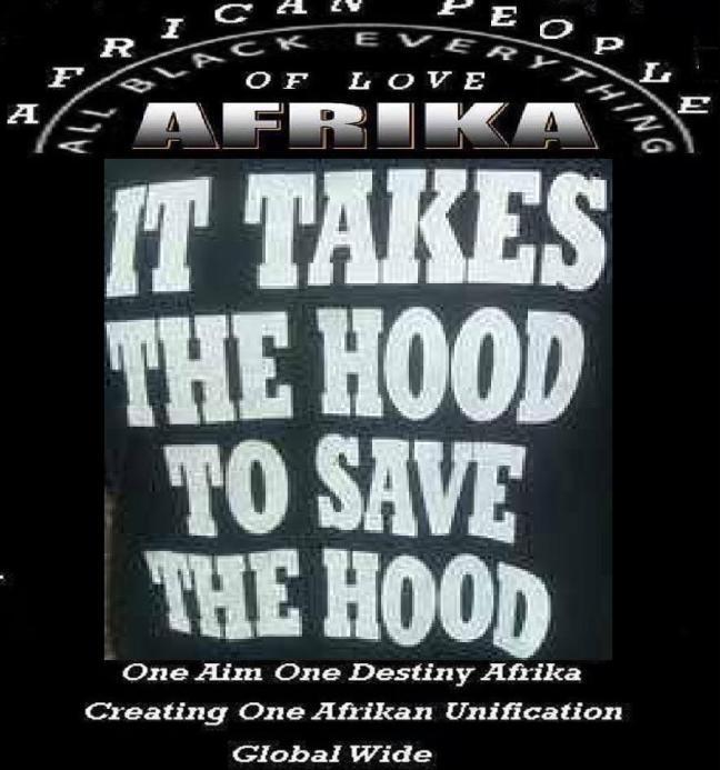save the hood