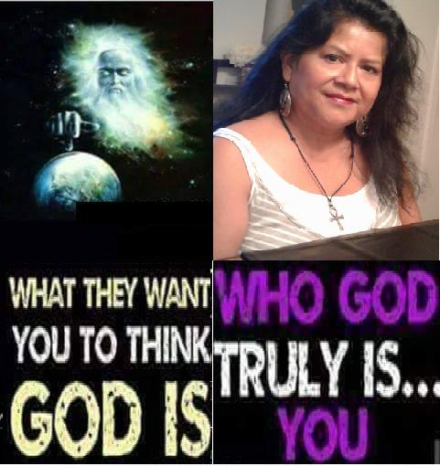 who god truly is