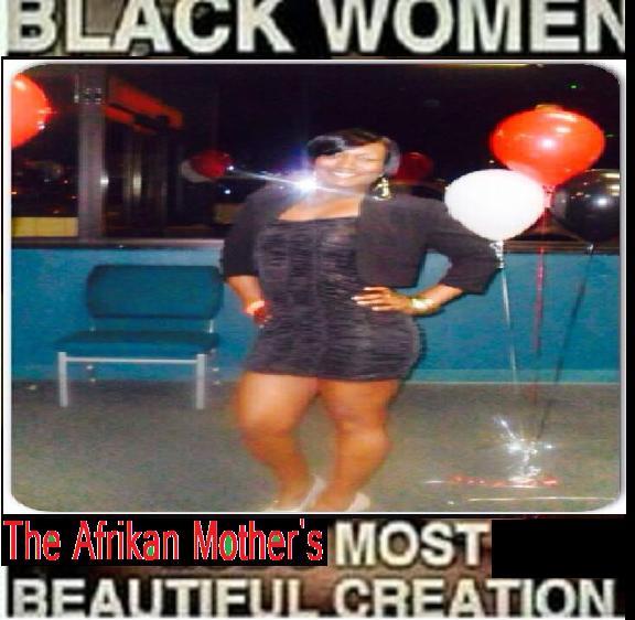Black Woman God's Creation