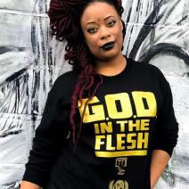 god in the flesh